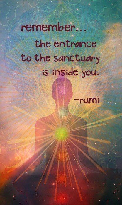 Rumi inward