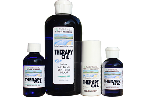 therapy oil